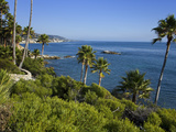 Heisler Park in Laguna Beach  Orange County  California  United States of America  North America