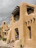 New Mexico Museum of Art  Santa Fe  New Mexico  United States of America  North America