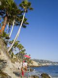 Heisler Park in Laguna Beach  Orange County  California  United States of America  North America