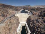 Hoover Dam  Arizona  United States of America  North America