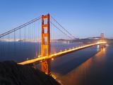 Golden Gate Bridge  San Francisco  California  United States of America  North America