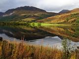 Loch Lochy  Inverness  Scotland  United Kingdom  Europe