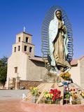 Santuario De Guadalupe Church  Santa Fe  New Mexico  United States of America  North America