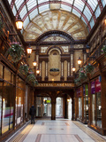 Central Arcade  Newcastle Upon Tyne  Tyne and Wear  England  United Kingdom  Europe
