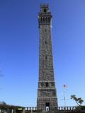 Pilgrim Monument  Provincetown Museum  Provincetown  Cape Cod  Massachusetts  New England  United S