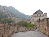 Great Wall of China  UNESCO World Heritage Site  Mutianyu  China  Asia