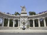 Hemiciclo a Juarez (Benito Juarez Monument)  Alameda  Mexico City  Mexico  North America