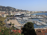 Harbor  Cannes  Alpes Maritimes  Cote D'Azur  French Riviera  Provence  France  Europe