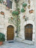 Old World House  Assisi  Umbria  Italy