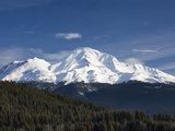 Mt Shasta  Northern Mountains  California  Usa