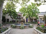 Tlaquepaque Outdoor Mall  Sedona  Arizona  Usa