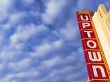 Art-Deco Uptown Theater  Napa  Napa Valley Wine Country  Northern California  Usa