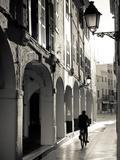 Spain, Balearic Islands, Menorca, Ciutadella, Old Town Reproduction d'art par Michele Falzone
