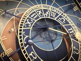 Czech Republic, Prague, Stare Mesto (Old Town), Astronomical Clock Papier Photo par Michele Falzone