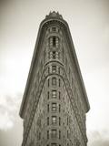 Flatiron Building  Manhattan  New York City  USA