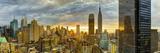 USA  New York  Manhattan  Midtown Skyline Including Empire State Building
