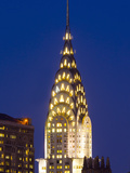 USA  New York  Manhattan  Midtown Skyline and Chrysler Building