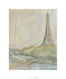 View of Paris II