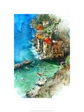 Conca dei Marini - Amalfi Coast