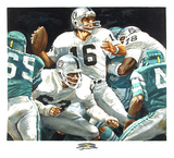 NFL Superbowl XV (Jim Plunkett)