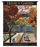 House & Garden Oct 1926 - Wall Tapestry