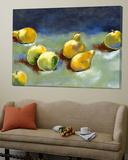 Sun-Kissed Fruit Toile Murale Géante par Bram Rubinger