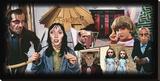 Redrum Tableau sur toile par Justin Reed