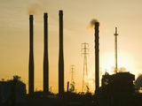 Petrochemical Plant  Teeside  United Kingdom