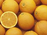 Sweet  Juicy Oranges (Citrus Sinensis)