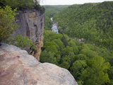Big South Fork National River and Recreation Area  Tennessee  USA