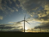 A Windfarm in Workington  United Kingdom