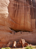 Canyon De Chelly  Chinle  Arizona  USA  White House Ruins