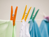 Clothes Drying on a Line