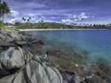 Napili Bay and Beach  Maui  Hawaii  USA