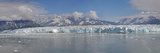 Panoramic View of Hubbard Glacier