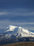 Mt Shasta  Dormant Stratovolcano in Northern California  Showing at Least Three of the Four