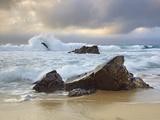 Pounding Surf  Garrapata State Park  Big Sur  California  USA