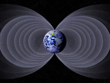 Conceptual Illustration of the Earth's Magnetic Field