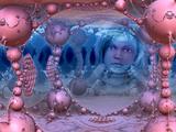 Mathworld  Imagination  Child Within A Three-Dimensional Fractal