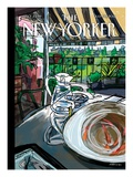 The New Yorker Cover - July 30  2012