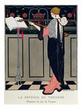 Summer Evening Wear from Art Gout Beaute  1922