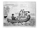 Fare Thee Well  C1816 (Engraving)
