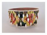 Pomo Gift Basket  from California (Mixed Media)