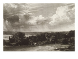 Summerland  Engraved by David Lucas (1802-81) (Mezzotint)