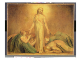 Christ Appearing to the Apostles after the Resurrection  1795-1805