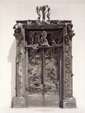 Gates of Hell  C1890 (Bronze)