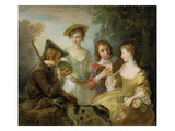 The Sense of Smell  c1744-47