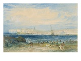 Margate  C1822 (W/C and Scraping Out on Wove Paper)