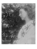 Illustration for the Poem 'Maud' by Alfred  Lord Tennyson  1865 (Albumen Print)