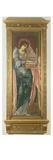 St Cecilia (Tempera on Panel) (See also 198348)
